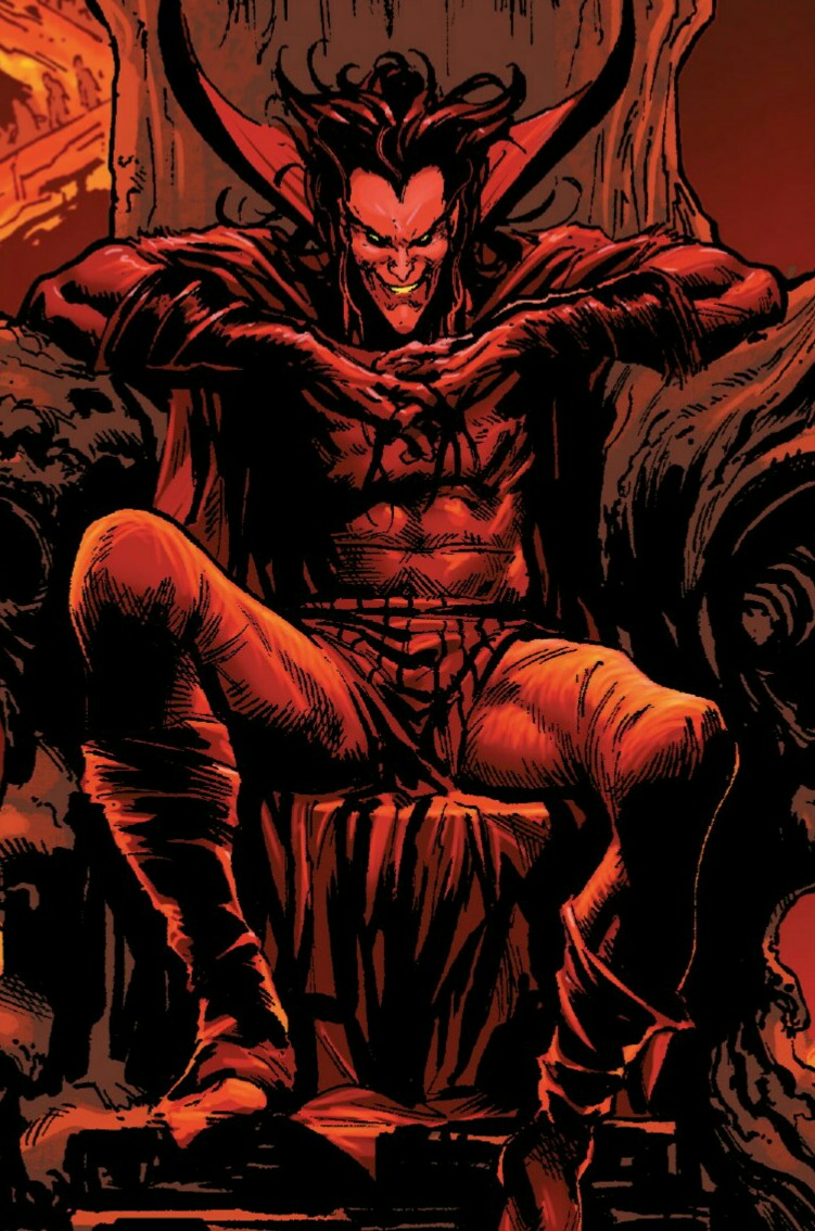 Mephisto Earth Trn666 Marvel Database Fandom Powered