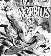 Michael Morbius (Earth-616) from Vampire Tales Vol 1 1 0001