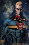 Miracleman Vol 1 3 Deodato Variant Textless