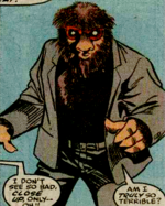 Mole (Earth-616) from X-Factor Vol 1 51
