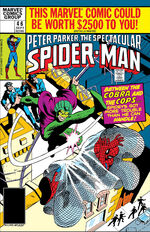 Peter Parker, The Spectacular Spider-Man Vol 1 46