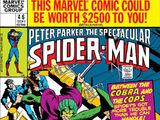 Peter Parker, The Spectacular Spider-Man Vol 1 46