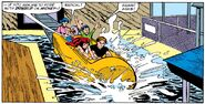 Peter Parker (Earth-616) and Mary Jane Watson (Earth-616) at Disneyland from Amazing Spider-Man Vol 1 304 001