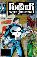 Punisher War Journal Vol 1 2