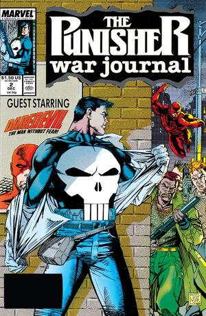 Punisher War Journal Vol 1 2