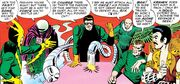 Sinister Six (Earth-616) from Amazing Spider-Man Annual Vol 1 1 0001