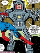 Spider-Slayer Mark V from Amazing Spider-Man Vol 1 167 0001