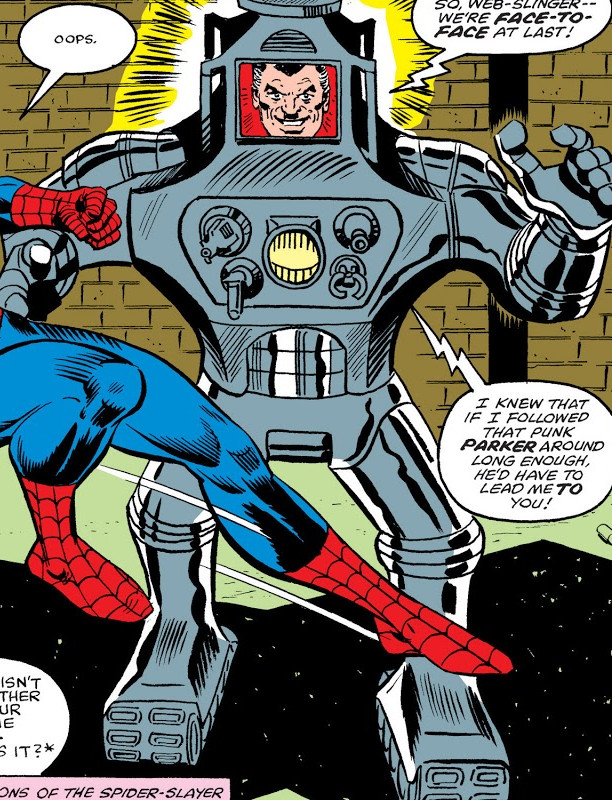 Spider-Slayer Mark V | Marvel Database | Fandom