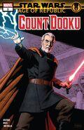 Star Wars Age of Republic - Count Dooku Vol 1 1