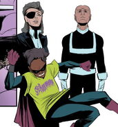 Strategic Homeland Intervention, Enforcement and Logistics Division (Earth-65) from Spider-Gwen Vol 2 26 0001