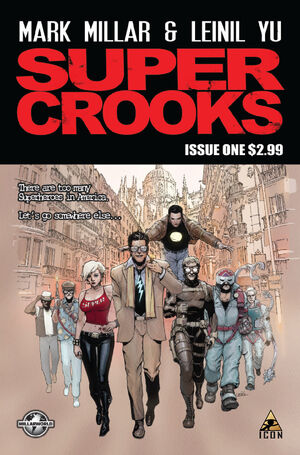 Supercrooks Vol 1 1