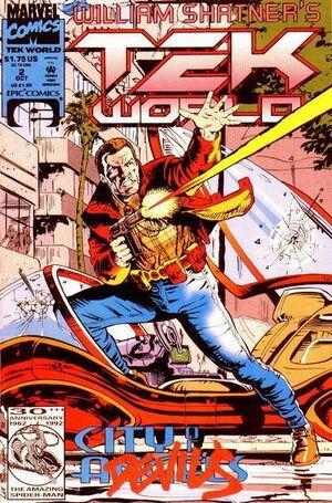 TekWorld Vol 1 2