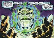 Thanos (Earth-616) from Thanos Quest Vol 1 2 0001