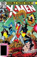 Uncanny X-Men Vol 1 166