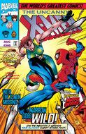 Uncanny X-Men Vol 1 346