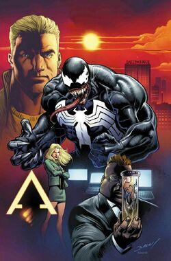Venom First Host Vol 1 1 Textless