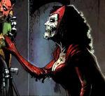 Wanda Maximoff (Earth-2149) from Marvel Zombies 3 Vol 1 3 0001