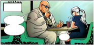 Wilson Fisk (Earth-616) and Felicia Hardy (Earth-616) from Marvel Divas Vol 1 4