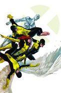 X-Men First Class Magazine Vol 1 1 Textless