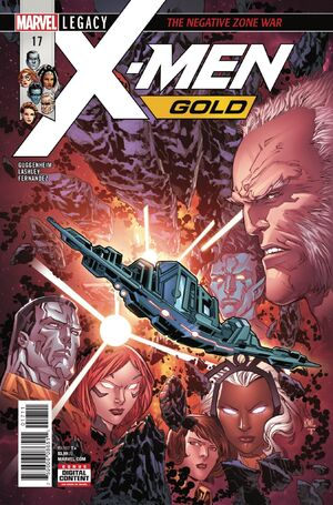 X-Men Gold Vol 2 17