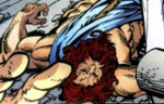 Zeus Panhellenios (Earth-12387) from Thor Annual Vol 2 2001 001
