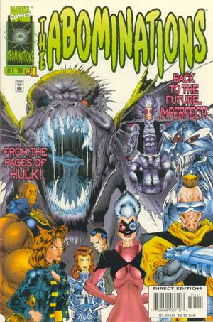 Abominations Vol 1 1