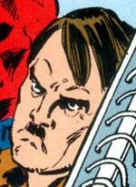 Adolf Hitler (Earth-697064) from Captain America The Movie! Vol 1 1 0001