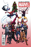 All-New, All-Different Marvel Point One Vol 1 1 Marquez Variant A