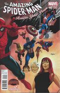 Amazing Spider-Man Renew Your Vows Vol 1 1 Hastings Exclusive Variant