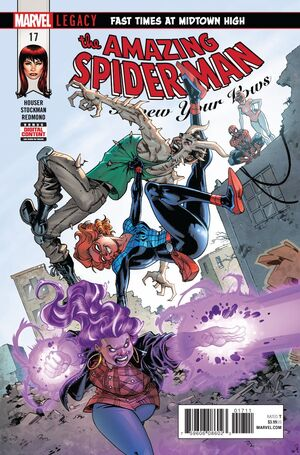 Amazing Spider-Man Renew Your Vows Vol 2 17