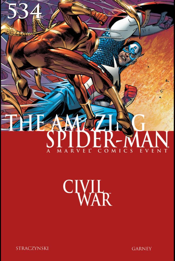 Amazing Spider-Man Vol 1 534