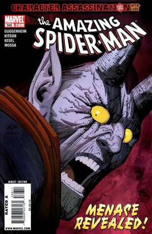 Amazing Spider-Man Vol 1 586
