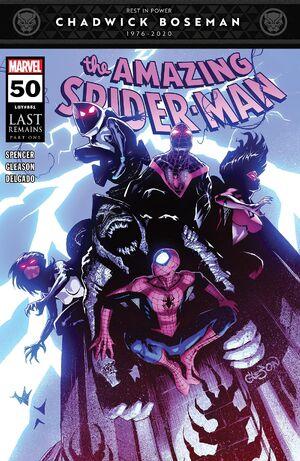 Amazing Spider-Man Vol 5 50
