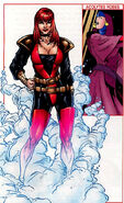 Amelia Voght (Earth-616) from X-Men Earth's Mutant Heroes Vol 1 1 0001