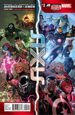 Avengers & X-Men AXIS Vol 1 3