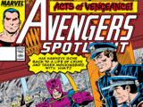 Avengers Spotlight Vol 1 28