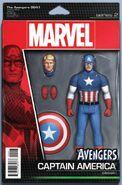 Avengers Vol 7 4.1 Action Figure Variant