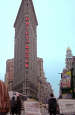 Daily Bugle (Earth-96283) Spider-Man (2002 film) 001
