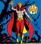 Daimon Hellstrom (Earth-616) from Son of Satan Vol 1 1 0001
