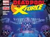 Deadpool vs. X-Force Vol 1 4