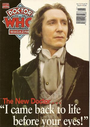 Doctor Who Magazine Vol 1 237