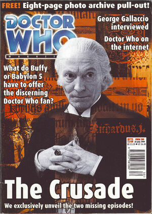 Doctor Who Magazine Vol 1 280