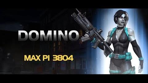 Domino Special Moves Marvel Contest of Champions