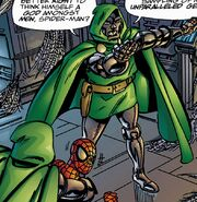 Doombot from Spider-Man Chapter One Vol 1 5 001