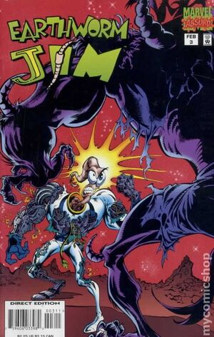 Earthworm Jim Vol 1 3