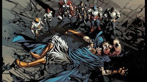 Jamie/Episode 2 - Death in Comics