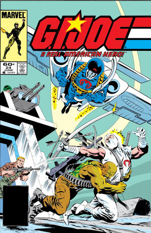 G.I. Joe A Real American Hero Vol 1 24