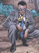 Gabriel Jones Jr. (Earth-161) from X-Men Forever Vol 2 2 0001