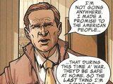 George W. Bush (Earth-616)