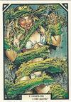 Hand's On from Arthur Adams Trading Card Set 0001